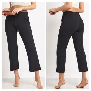 Beyond Yoga Above Water Cropped Sweatpants